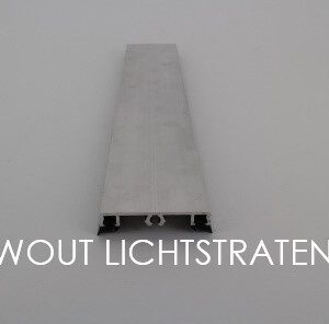 aluminium glasprofiel lichtstraat