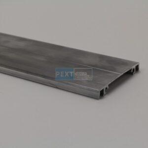 Afdekprofiel aluminium lichtstraat